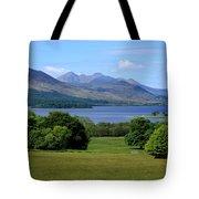 Lakes Of Killarney Tote Bag