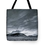 Land Shapes 19 Tote Bag by Priska Wettstein
