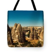 Landscape With The Caves And Fairy Tote Bag