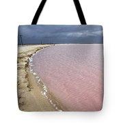 Las Coloradas Salt Flat Tote Bag