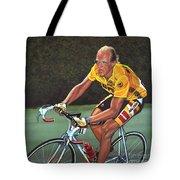 Laurent Fignon  Tote Bag