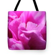 Lavender Carnation Tote Bag