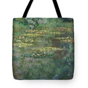 Le Bassin Des Nympheas Tote Bag
