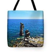 Le Colonne - San Pietro Island Tote Bag