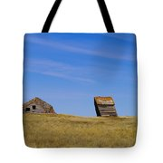 Leaning Into The Years Tote Bag by Jeff Swan