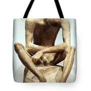 Lehmbruck's Seated Youth Tote Bag