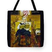 Lessons To Last A Lifetime Tote Bag
