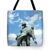 Liberation Monument Tote Bag