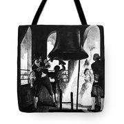 Liberty Bell, 1776 Tote Bag