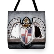 Lincoln Emblem Tote Bag