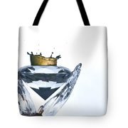 Liquid Coronet  Tote Bag