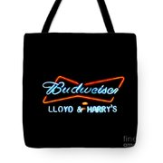 Lloyd And Harry's Tote Bag