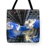Lloyd's And Willis Group London Tote Bag