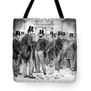 London Stock Exchange Tote Bag