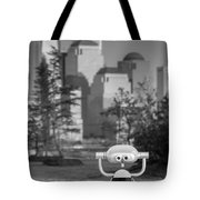 Looking At Freedom Tote Bag