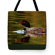 Loon 6 Tote Bag