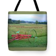 Lord Of The Harvest Tote Bag