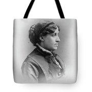 Louisa May Alcott (1832-1888) Tote Bag