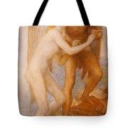 Love And Life Tote Bag