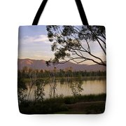 Lower Otay Lake - California Tote Bag