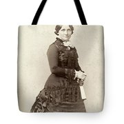 Lucy Hayes (1831-1889) Tote Bag