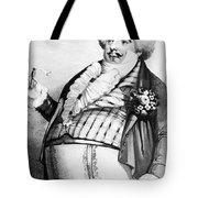 Luigi Lablache (1794-1858) Tote Bag