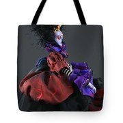 Mad Queen Tote Bag