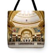 Madison Capitol Tote Bag