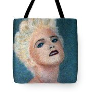 Madonna The Early Years Tote Bag