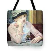 Manet's Plum Brandy Tote Bag