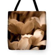 Many Tulips Tote Bag