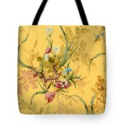 Marble End Paper  Tote Bag