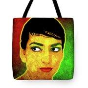 Maria Callas Tote Bag