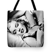 Marilyn Monroe (1926-1962) Tote Bag by Granger