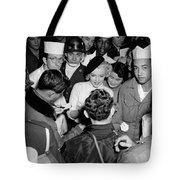 Marilyn Monroe In Korea Tote Bag