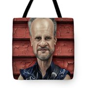 Mark Evans Tote Bag