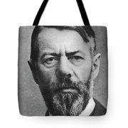 Max Weber (1864-1920) Tote Bag