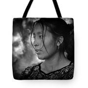 Mayan Beauty Tote Bag