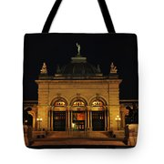Memorial Hall - Philadelphia Tote Bag