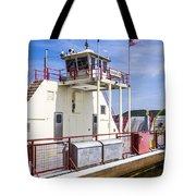 Merrimac Ferry - Wisconsin Tote Bag