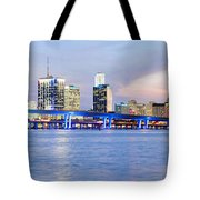 Miami 2004 Tote Bag by Patrick M Lynch