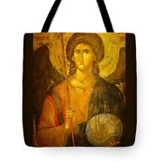 Michael The Archangel Tote Bag