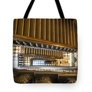 Michigan Capitol Stairwell Tote Bag