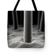 Microscopic Skin Tote Bag