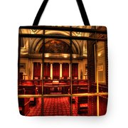 Minnesota Supreme Court Tote Bag