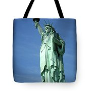 Miss Liberty Tote Bag