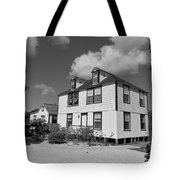 Mission House Tote Bag