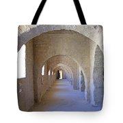 Monastir Ribat Tote Bag