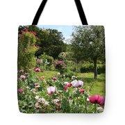 Monets Garden - Giverney - France Tote Bag