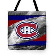 Montreal Canadiens Tote Bag